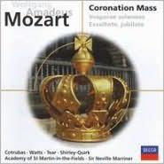 Mozart: Coronation Mass; Vesperae solonnes; Exsultate, jubilate