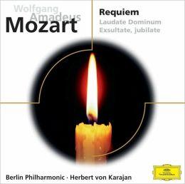 Mozart: Requiem; Laudate Dominum; Exsultate, Jubilate