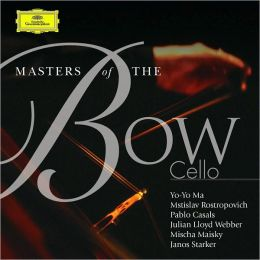Masters of the Bow: Cello