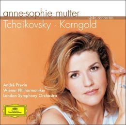 Tchaikovsky, Korngold: Violin Concertos