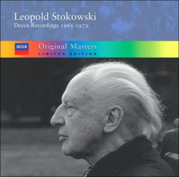 Original Masters: Leopold Stokowski: Decca Recordings, 1965-1972 (Limited Edition)