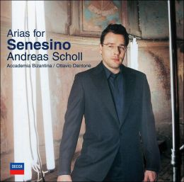 Arias for Senesino