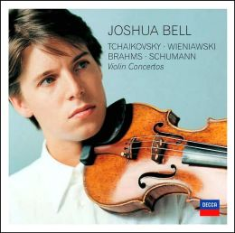 Tchaikovsy, Wieniawsky, Brahms, Schumann: Violin Concertos