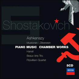 Shostakovich: Piano Music; Chamber Works [Box Set]