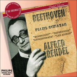 Beethoven: Favorite Piano Sonatas