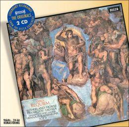 Verdi: Requiem, Quattro Pezzi Sacri