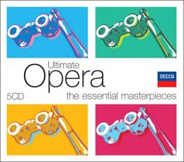 Ultimate Opera [Box Set]