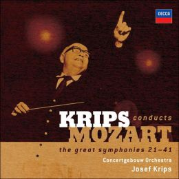 Krips Conducts Mozart [Box Set]