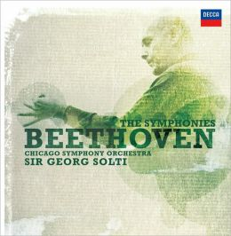Beethoven: The Symphonies [Box Set]