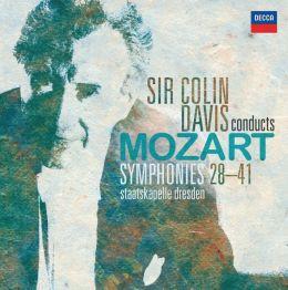 Mozart: Symphonies Nos. 28-41 [Box Set]