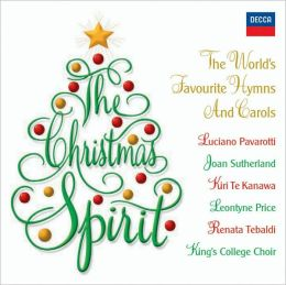 The Christmas Spirit - The World's Favorite Hymns & Carols