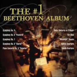 The #1 Beethoven Album
