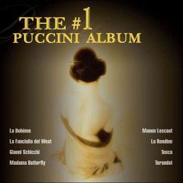 The #1 Puccini Album