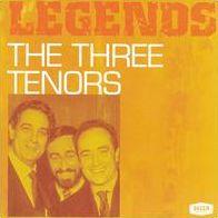 Legends: The Three Tenors