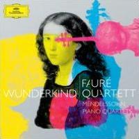 Wunderkind: Mendelssohn Piano Quartets