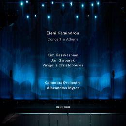 Eleni Karaindrou: Concert in Athens