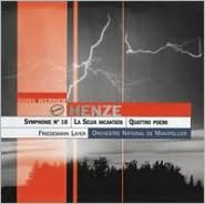 Hans Werner Henze: Symphony No. 10; La Selva Incantata; Quattro Poemi