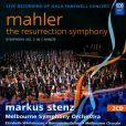 CD Cover Image. Title: Mahler: Symphony No 2