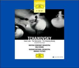 Tchaikovsky: Swan Lake, The Nutcracker, The Sleeping Beauty