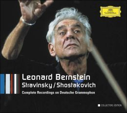 Leonard Bernstein/Stravinsky & Shostakovich: Complete Recordings on Deutsche Grammophon (Collectors Edition)