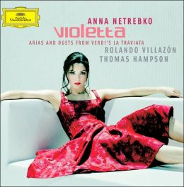 Violetta - Arias and Duets from Verdi's La Traviata [Includes DVD]