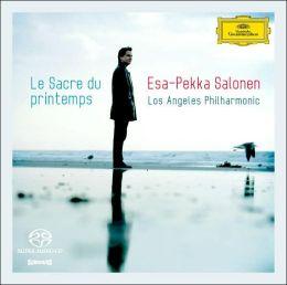 Stravinsky: Le Sacre du Printemps [Hybrid SACD]