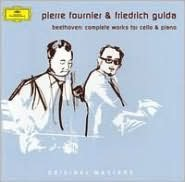 Original Masters: Fournier & Gulda: Beethoven: Complete Works for Cello & Piano