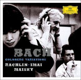 Bach: Goldberg Variations [Arranged For String Trio]