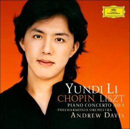 Chopin, Liszt: Piano Concerto No. 1