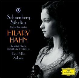 Schoenberg, Sibelius: Violin Concertos