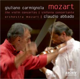 Mozart: Violin Concertos; Sinfonia Concertante