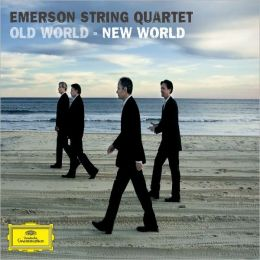 Old World - New World: Middle and Late Period Dvorak String Quartets