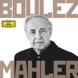 Boulez Conducts Mahler: Complete Recordings