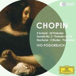 Chopin: 4 Scherzi; 24 Preludes