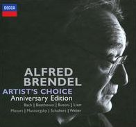 Artist's Choice: Alfred Brendel [Anniversary Edition]