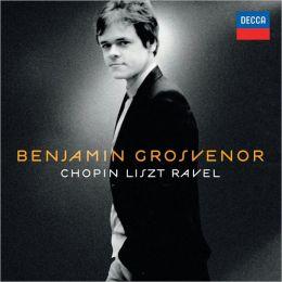 Chopin, Liszt, Ravel