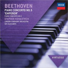 Beethoven: Piano Concertos No. 5 'Emperor'; Piano Concerto No. 4