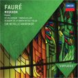 CD Cover Image. Title: Faur�: Requiem; Pavane, Artist: Neville Marriner
