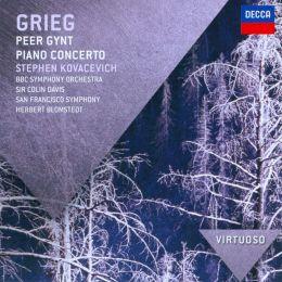 Grieg: Peer Gynt; Piano Concerto