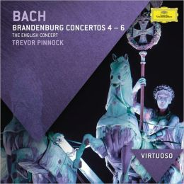 Bach: Brandenburg Concertos Nos. 4-6