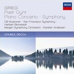 Grieg: Peer Gynt; Piano Concerto; Symphony