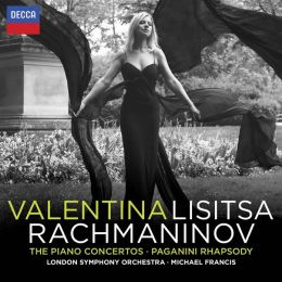 Rachmaninov: The Piano Concertos; Rhapsody on a Theme of Paganini