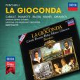 CD Cover Image. Title: Ponchielli: La Gioconda, Artist: Luciano Pavarotti