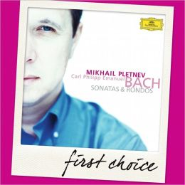 C.P.E. Bach: Sonatas and Rondos
