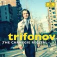 CD Cover Image. Title: Trifonov: The Carnegie Recital, Artist: Daniil Trifonov