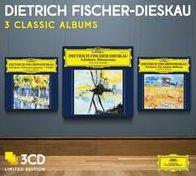 Dietrich Fischer-Dieskau: 3 Classic Albums [Limited Edition]