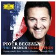 CD Cover Image. Title: The French Collection: Bizet - La fleur que tu m'avais jet�e, Artist: Piotr Beczala