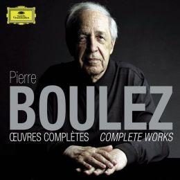 Pierre Boulez: Complete Works