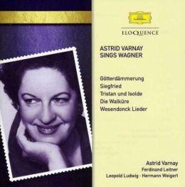 Astrid Varnay Sings Wagner