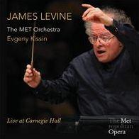 James Levine Live at Carnegie Hall
